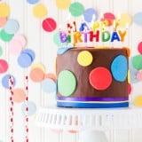 誕生日 ケーキ グッズ