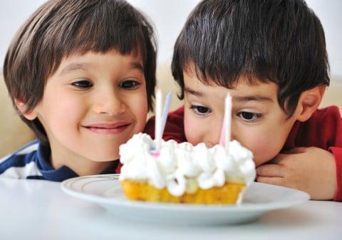 男の子 誕生日 ケーキ
