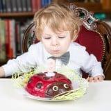 3才 男の子 誕生日 ケーキ