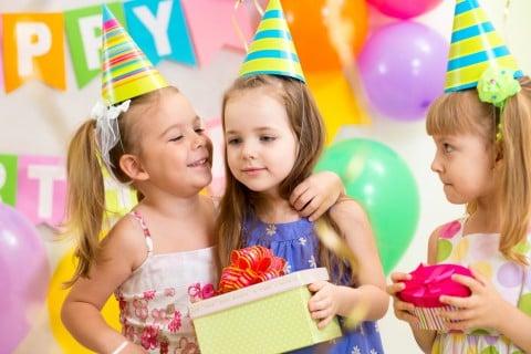 4歳 女の子 誕生日