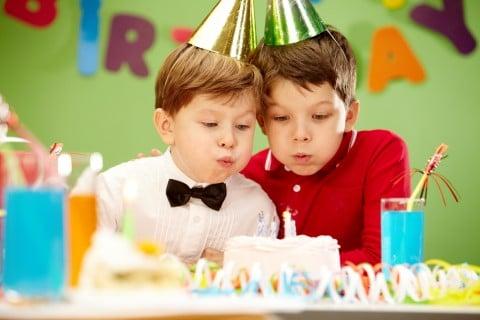 4歳 男の子 誕生日