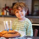 4歳誕生日 男の子