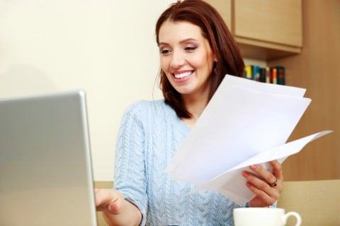 女性 仕事 パソコン