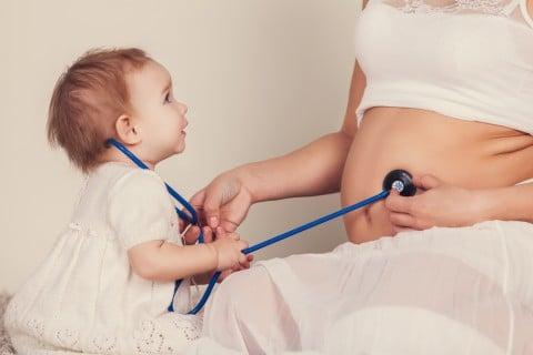 赤ちゃん 臨月
