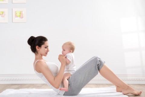 産後 母親 運動 赤ちゃん