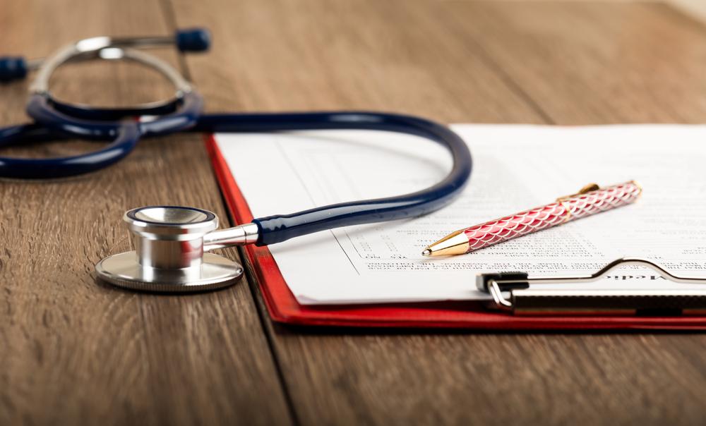 聴診器 病院 ノート