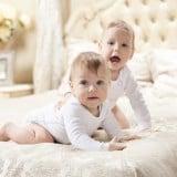 赤ちゃん 双子