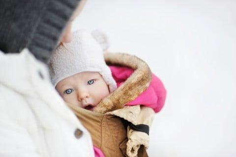 抱っこ紐 赤ちゃん