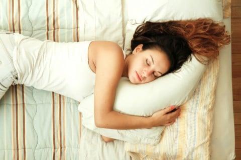 寝る 睡眠