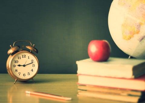 本 ノート 時計