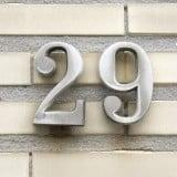 記号 29 数字