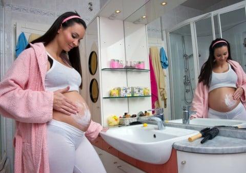 妊婦 妊娠線 クリーム ケア