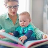 親子 絵本 読み聞かせ 赤ちゃん