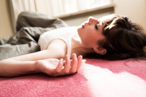 女性 疲れ 寝る 漢方