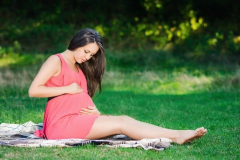 妊婦 臨月 リラックス