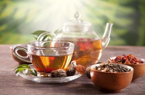 紅茶 ティーポット
