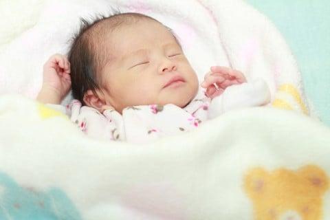 女の子 赤ちゃん 日本人 初節句
