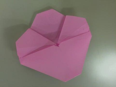 ひな祭り 桃の花 折り紙 凝ったバージョン