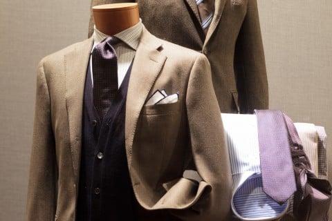 男性 スーツ パパ
