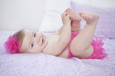 赤ちゃん 女の子 おしゃれ ドレス