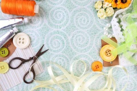 女性 手芸 手作り