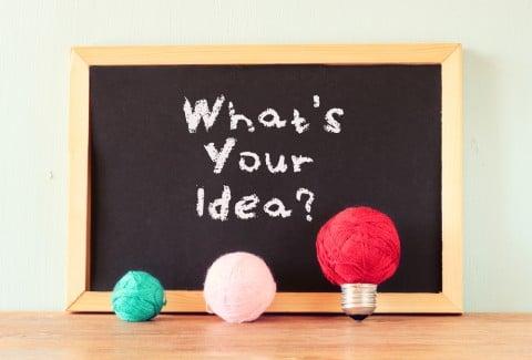 注意 発見 アイデア