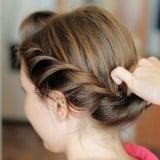 女性 ヘアアレンジ 髪型