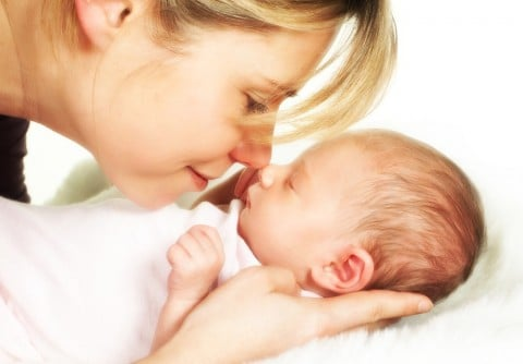 子供 赤ちゃん ママ プレゼント キス