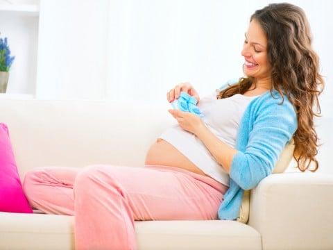 妊婦 胎動 リラックス