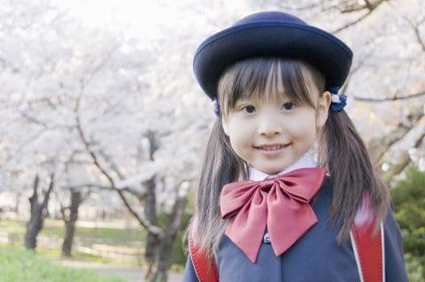女の子 入学式 ワンピース