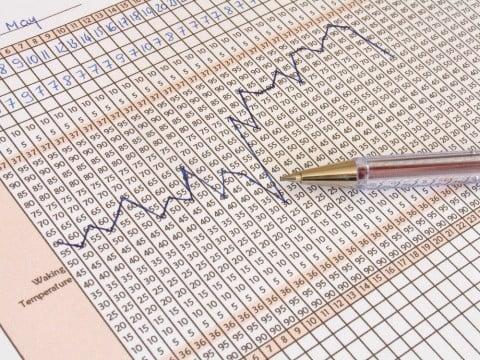 基礎体温 記録 カレンダー