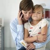 親子 子供 腹痛 病院へ連絡