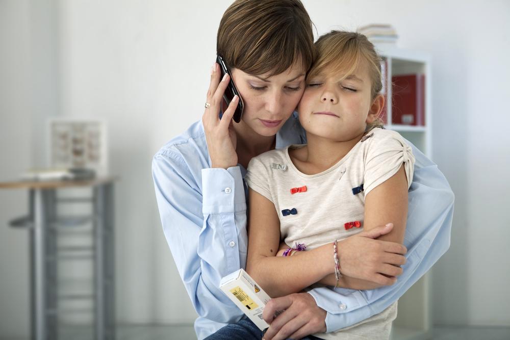 子供が嘔吐・下痢をしたら?熱なしのときでも病気なの?
