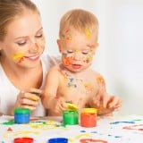 子供 教育 学び 親子 ママ 母親 お絵かき