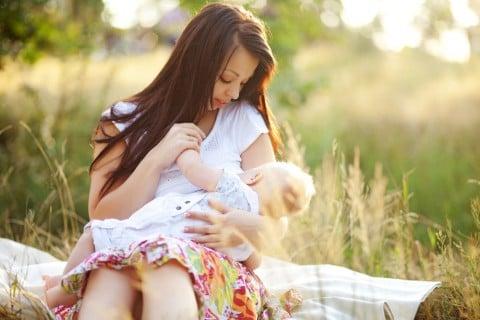 母乳 添い乳 授乳