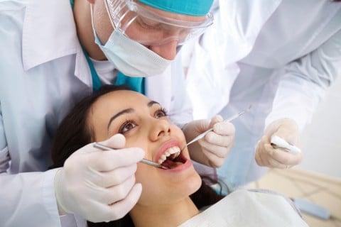 歯医者 歯科検診 女性