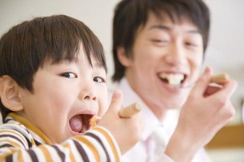 こどもの日 メニュー 料理 男の子 家族 食事