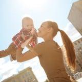 男の子 親子 子供 ママ お母さん 元気 健康