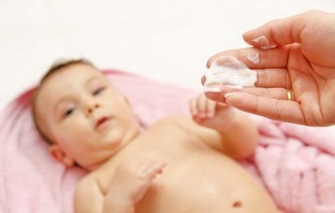 赤ちゃん 保湿 クリーム 新生児