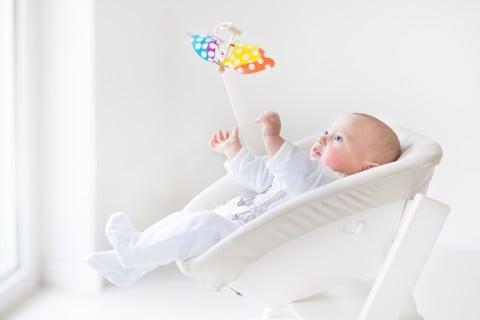 赤ちゃん バウンサー