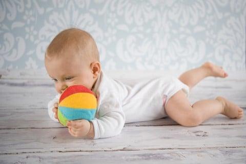 赤ちゃん 遊び