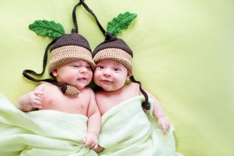 双子 ベビーカー