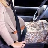 妊婦 車 自動車 シートベルト 座席