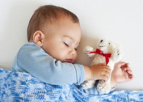 赤ちゃん 寝る ベッド ベビー ベッドメリー