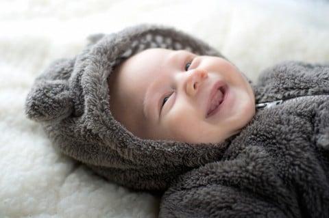 赤ちゃんが笑う時期はいつから?ツボや寝ながら笑う理由は ...