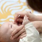 新生児 鼻 鼻水 鼻づまり