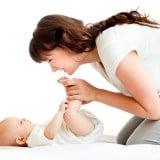 赤ちゃん ママ ふれあい スキンシップ 遊び