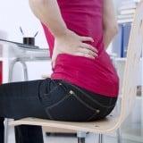 女性 腰 痛い 腰痛 負担 負荷