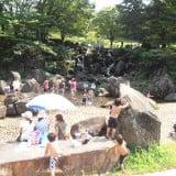 要出典 四季の森公園 じゃぶじゃぶ池2