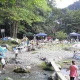 要出典 川遊び 志久屋
